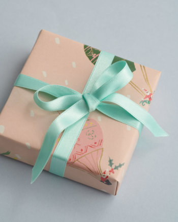 Home Impression Originale with gift wrap Christmas is in the air