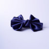 NSAA225NAV50_Navy Satin Winged Bow n°225_IMPRESSION_ORIGINALE_sideview