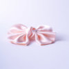 Blushing Rose Satin Winged Bow by IMPRESSION ORIGINALE