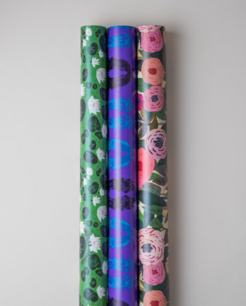 wraps Day Three x3 selection of gift wraps by Impression Originale